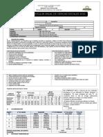 Programa y Unidad Primero 2019 Modelo 0413