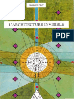 Prat Georges - L'Architecture Invisible