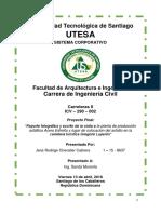 Proyecto Final, Reporte de Visita..pdf