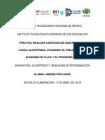 Reporte de Práctica Unidad 2