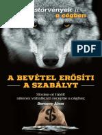 Barazsy a-kos - A Beve-tel Ero-si-ti a Szaba-lyt II. - Farkasto-rve-nyek a Ce-gben