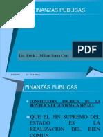 Importancia Finanzas Pub.
