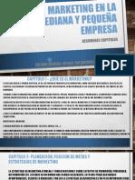 Marketing en La Mediana y Pequeña Empresa