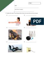 Worksheet 1 CH-10