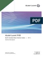 NN20500276_V1_Alcatel-Lucent 9100 Multi-Standard Base Station Indoor - Technical Description[1]
