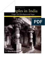 Temples in India Origin and Developmenta