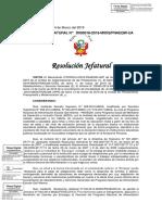 Resolucion Jefatural 000016 2019 Ua Cajamarca 2