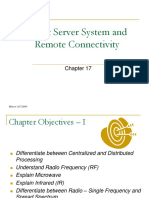 Client Server and Remote Access