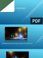 Avenidas y Parques
