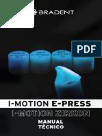 Manual Imotion 22web