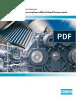 Atlas Copco Centrifugal Compressors