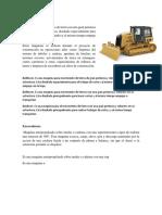 Estudio Expo. Acarreo - Infraestructura