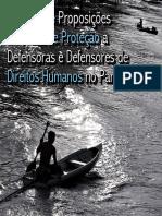 Reflexões e Proposições à Política de Proteção a Defensoras e Defensores de Direitos Humanos no Pará.pdf