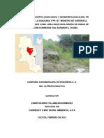 Geología Integral Pr 121 -127
