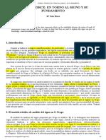 1996 Rivas Frege y Peirce_ en Torno Al Signo y Su Fundamento