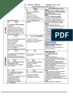 Planificación PROC G13 HOT 18 19