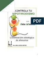 eBook Alimentacion Hipotiroidismo
