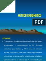 11. METODO RADIOMETRICO