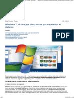 Windows 7, al cien por cien_ trucos para optimizar el sistema · pcactual.pdf