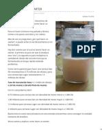 Lamalteriadelcervecero.es-cOMO HACER UN STARTER