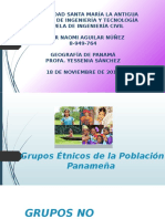 MÓDULO #6 -- ACTIVIDAD 7 -- GRUPOS ÉTNICOS QUE CONFORMAN LA POBLACIÓN PANAMEÑA.pptx