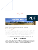 Turismo Ancashino