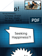 Happiness Presentation