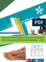 Presentaciòn Mercadear Productos y Servicios