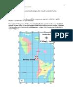 Boracay Island White Paper_R Tenefrancia_July 2010