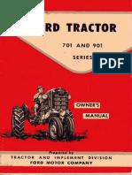 290. Uputstvo za korištenje traktora Ford 701 & 901.pdf
