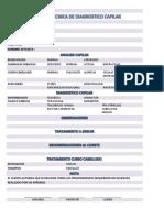 Ficha de Diagnostico
