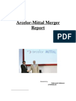 Arcelor Mittal+Report