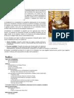 Contabilidad - Wikipedia, La Enciclopedia Libre