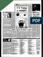 L'Unità - Il libro dei vampiri