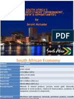南非聯絡辦事處HOM Presentation簡報--20180314
