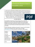 Altaanz Newsletter Issue Six