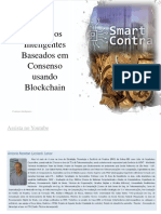 Smart Contract (Contratos Inteligentes), BlockChain, Criptomoedas