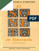 El Soneto en Venezuela de Pedro Pablo Paredes edicion de 19.pdf