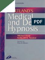 Medical and Dental Hypnosis - Hartland