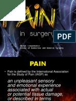 Pain - Acute Abdomen