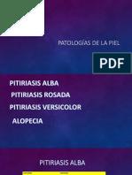 Patologías de La Piel
