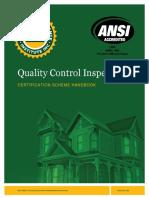 Quality Control Inspector Scheme Handbook_0