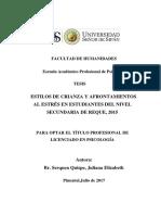 Serquen (Tesis) Estilos de crianza y afrontamiento al estrés.pdf