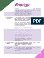 Catalogo de Informacion