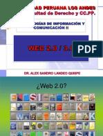 SEM 2. WEB 2.0 Y 3.0