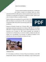 5 Desastres Naturales de Guatemala