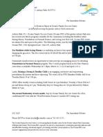 oceans fsc press release