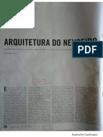 WISNIK, G. Arquitetura do nevoeiro..pdf