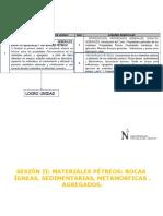 1. Materiales Pétreos