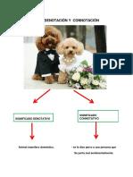 Denotación y Connotación